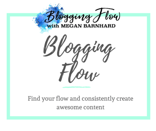 Blogging Flow