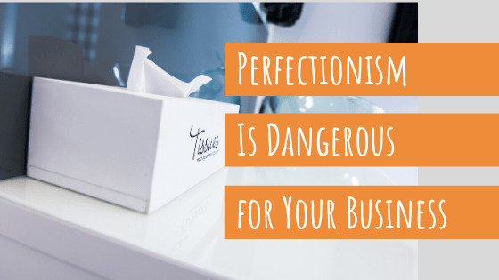 Megan Barnhard Writing Coach blog post writing perfectionism bad for business