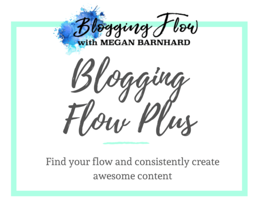 Blogging Flow Plus